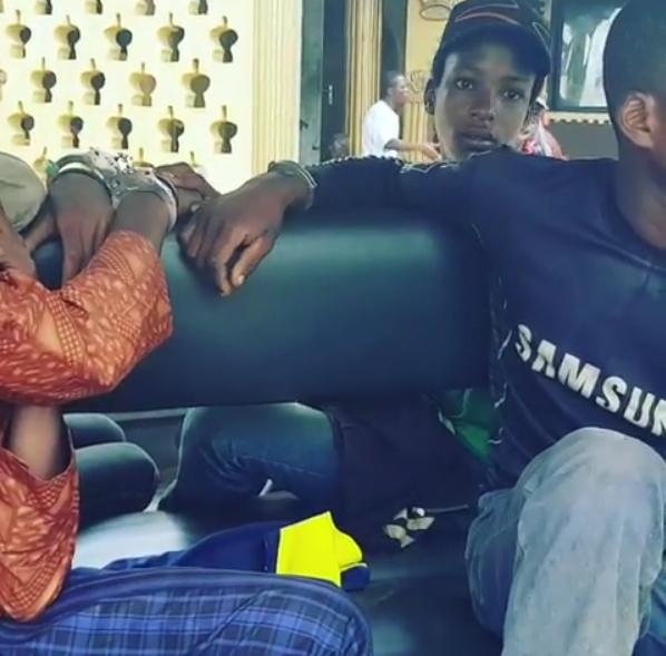 fulani boys robbers ijebu ode