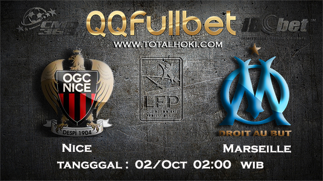 PREDIKSIBOLA - PREDIKSI TARUHAN BOLA NICE VS MARSEILLE 2 OCTOBER 2017 (LIGUE 1)