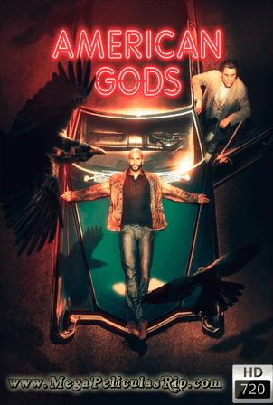 American Gods Temporada 2 [720p] [Latino-Ingles] [MEGA]