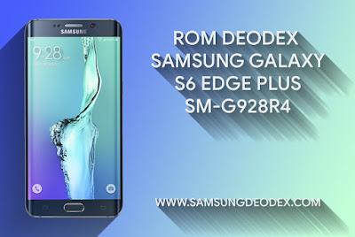 ROM DEODEX SAMSUNG G928R4 USA USC