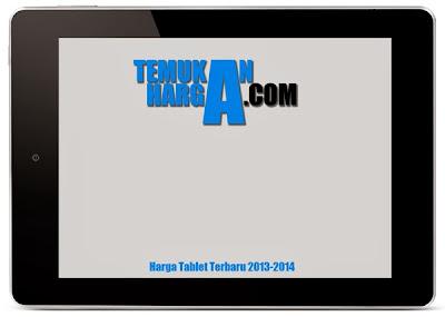 Tablet Terbaru 2014