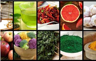 Aliments importants pour protéger contre les maladies cardiaques et la santé Publique.