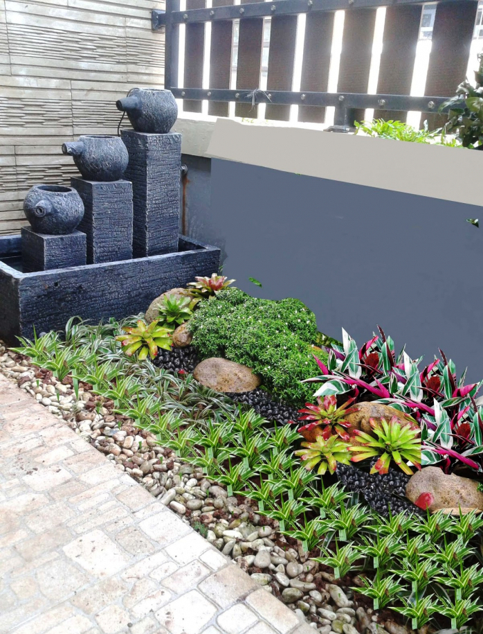 Grantnsaipan Contoh Taman Halaman Rumah