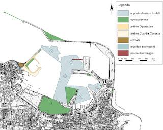 Riqualificazione del Molo S. Cataldo nel porto di Bari
