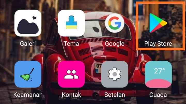 Cara mengembalikan Play Store yang hilang di HP Xiaomi