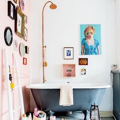 Como sumarle onda a tu baño sin reconstruirlo