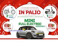 Grande concorso Deluxe di Natale: vinci buoni spesa, Scooter, biciclette e Mini Full Electric