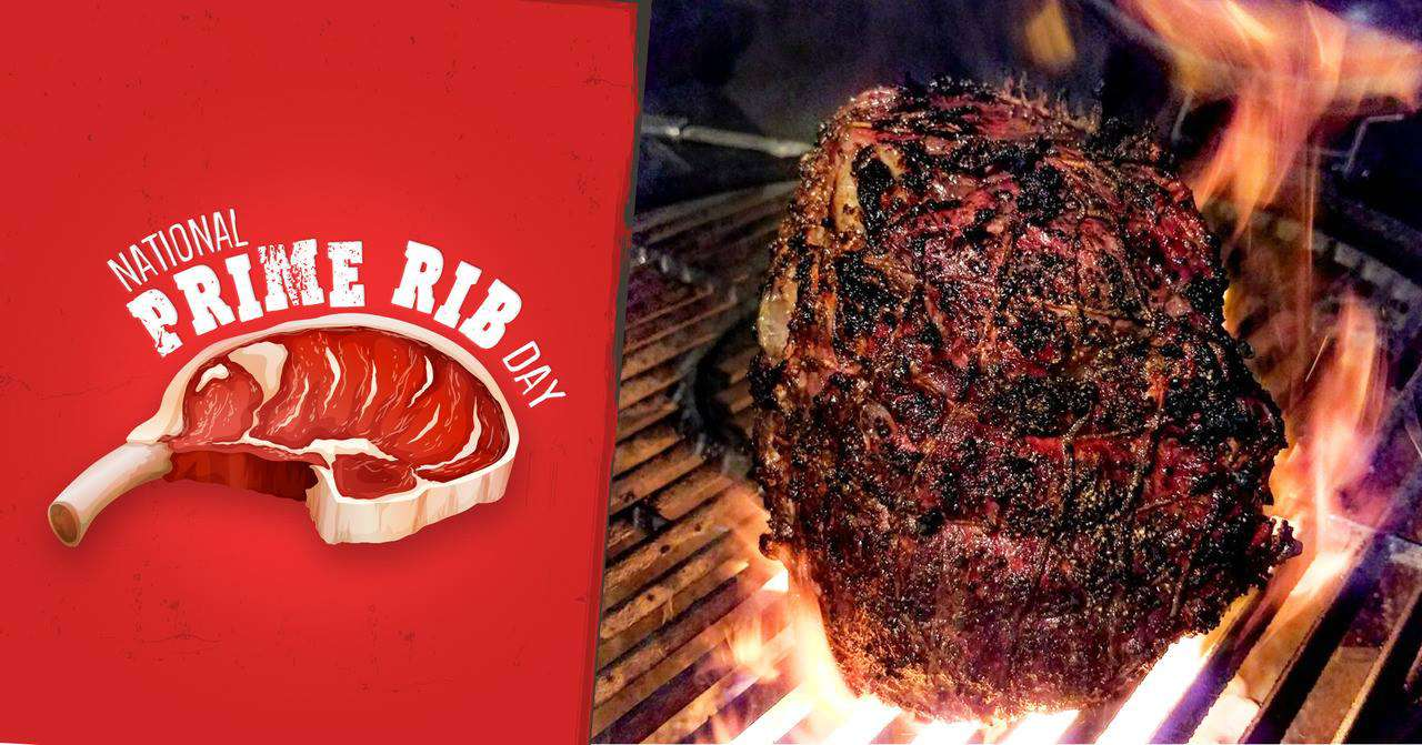 National Prime Rib Day Wishes For Facebook