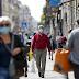 El número total de casos diarios de coronavirus en Italia aumenta en 2.729 y las muertes se elevan en 534