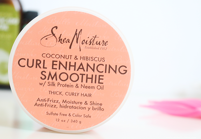 SheaMoisture Curl Enhancing Smoothie Review