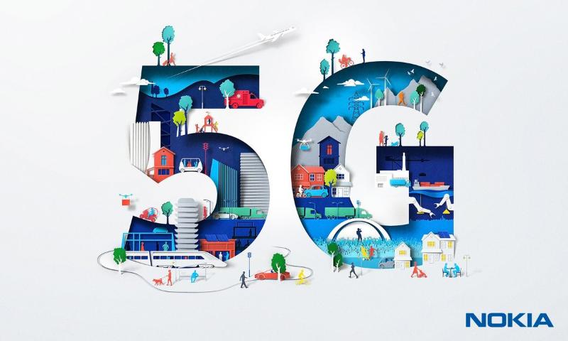 Nokia hits world-record 5G speeds