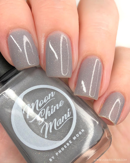 Moon Shine Mani My Best Friends Wedding 25 Sweetpeas