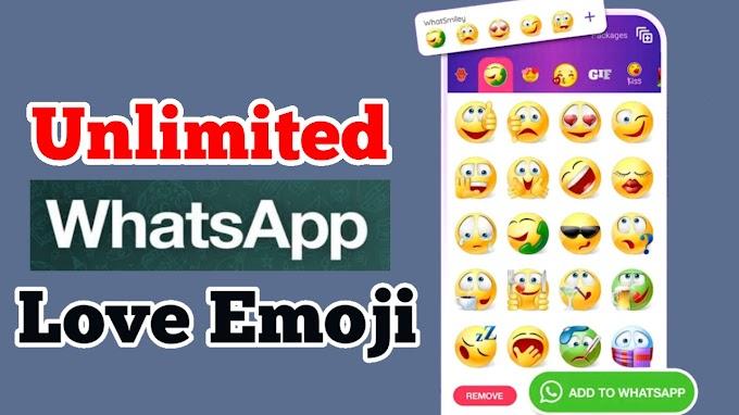 WhatsLov: Love Emojis, Stickers & WAStickerApps