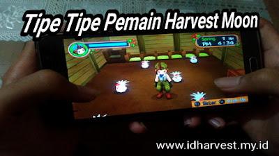 7 Tipe Pemain Harvest Moon