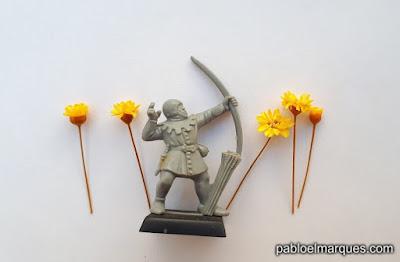 Flores Amarillas 5