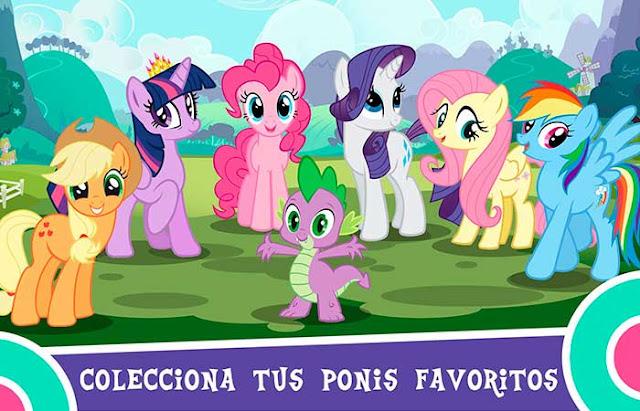 my little pony magico sin conexion