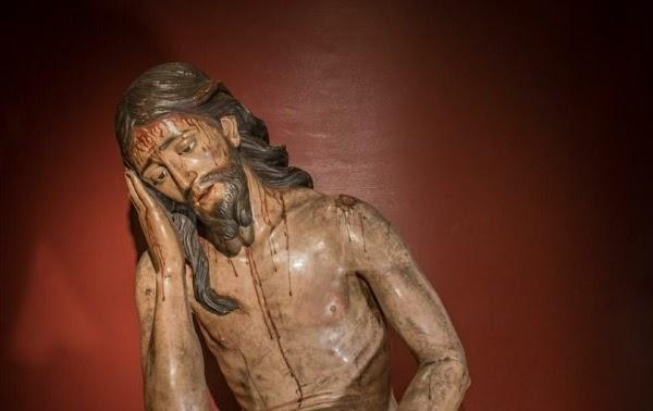 Retiran del culto al Señor de la Humildad y Paciencia de la Esperanza de Triana para su restauración