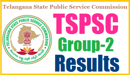 TSPSC GROUP2 Results, Cutoff Marks 2017