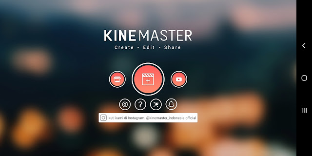 kinemaster Aplikasi Edit Video Jedag Jedug