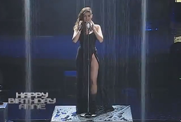 Mtrcb Questions Anne Is Anne Curtis No Underwear In Asap Performance-6120