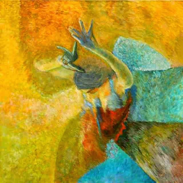 Современная аргентинская художница. Alicia Giacomelli