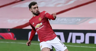 Manchester United midfielder Fernandes continue his incredible run of form with 28 goals in 51 games