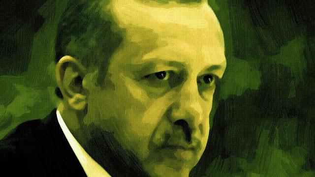 Το τουρκικό τόξο του Ερντογάν