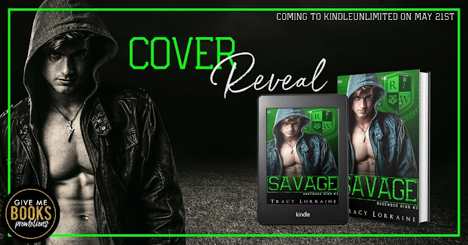 COVER REVEAL PACKET - Savage by Tracy Lorraine
