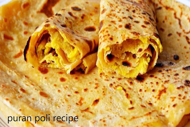 Puran poli recipe in hindi