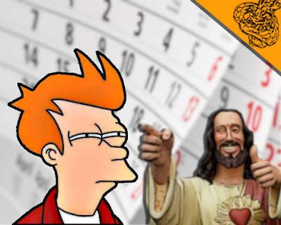 Se Jesus pode não ser real, por que ele é usado como marca no tempo?