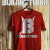 Tshirt Costum - Bukan Studio Red