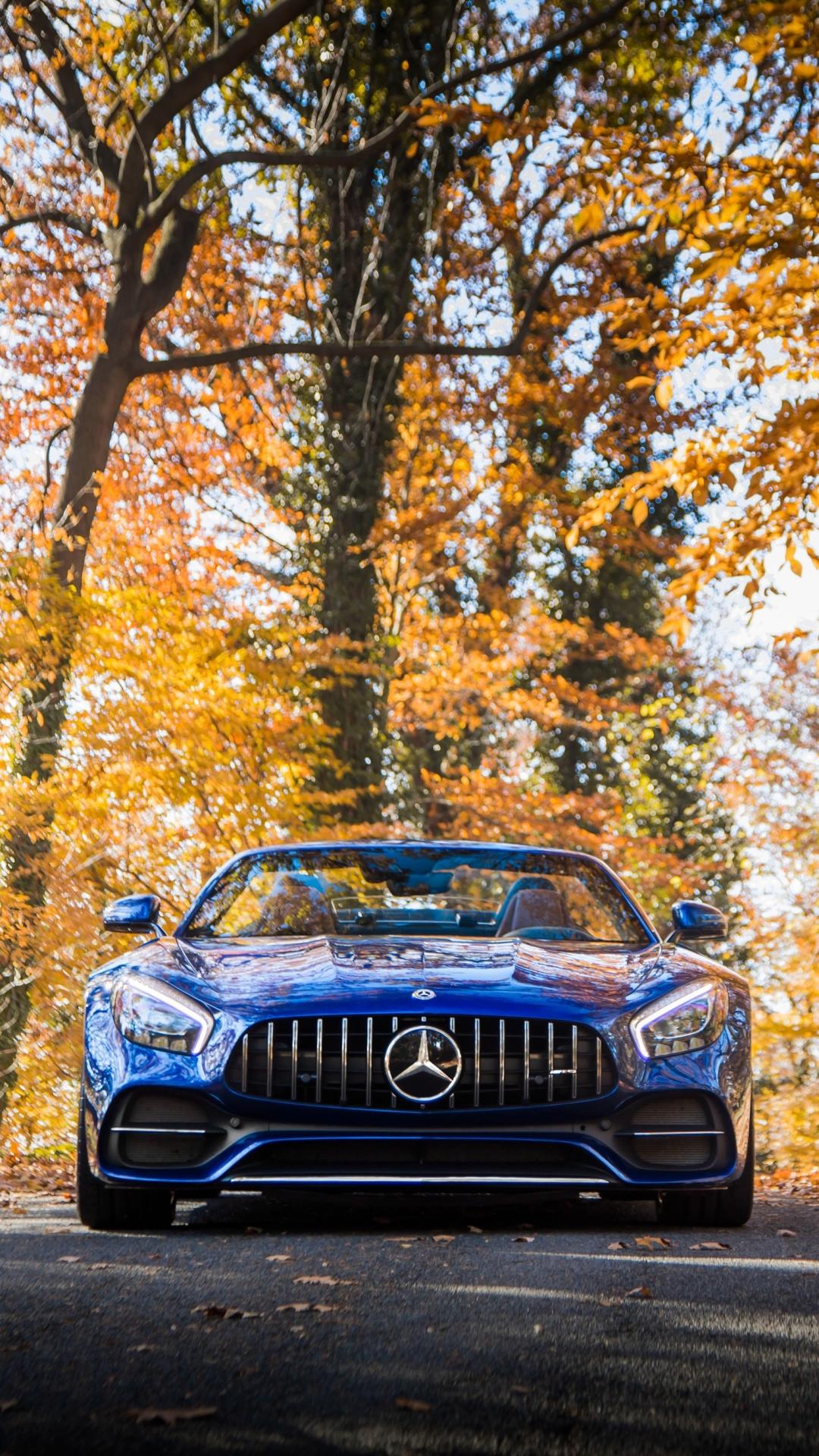 Mercedes-AMG GT C mobile wallpaper