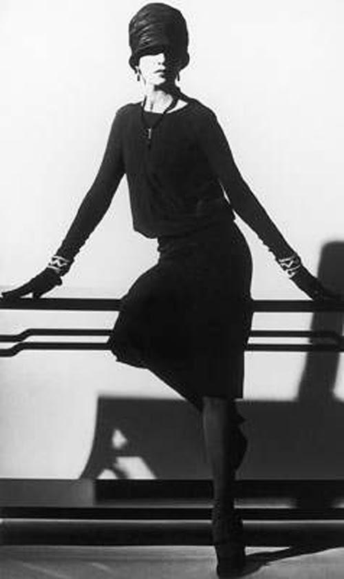 Cinema Connection Evolution Of The Little Black Dress
