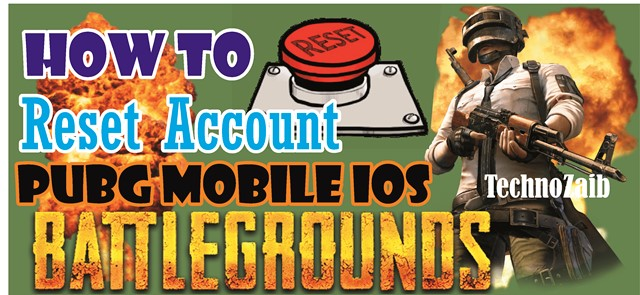 How to Reset Account on PUBG Mobile iOS