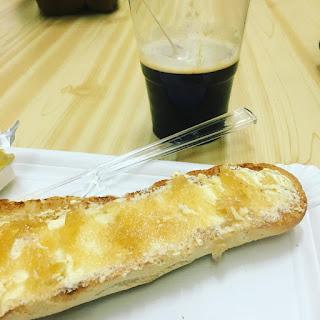 almuerzo en la uni
