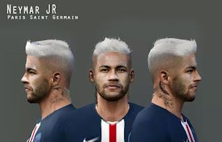 PES 6 Face Neymar 2019
