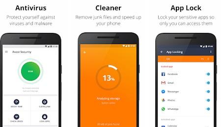 aplikasi antivirus di hp android