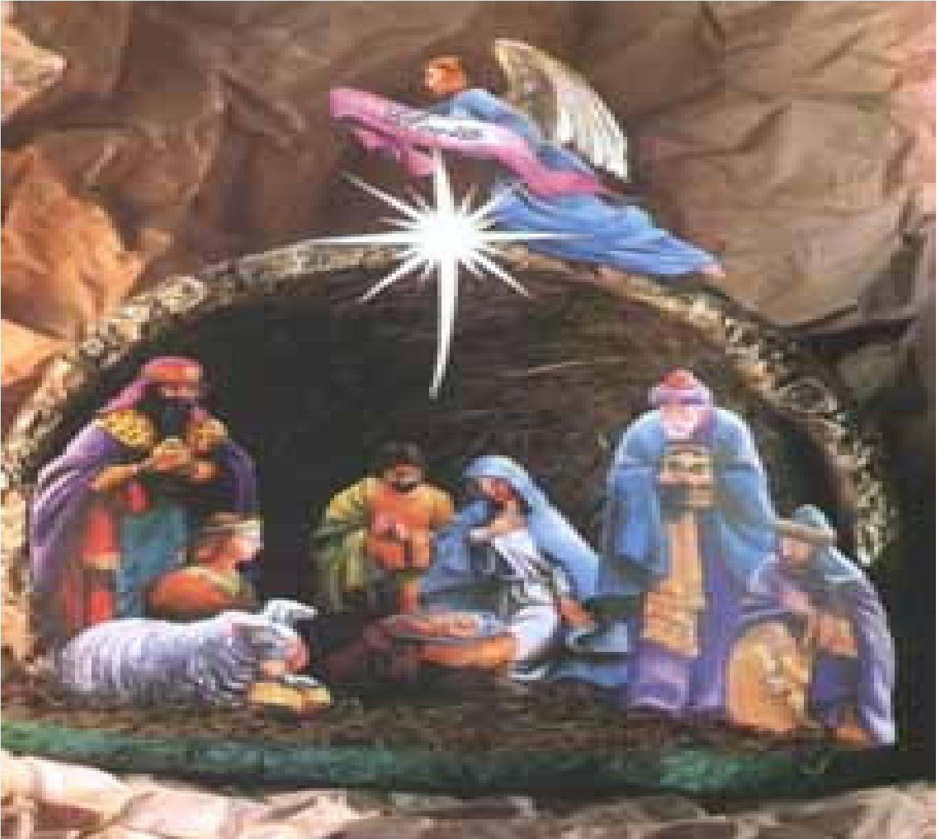 323eb7de5a2 ... recién desde el día 8 de diciembre la mayoría de las familias  hispanoamericanas empiezan a armar en la sala de su casa sus nacimientos  navideños y saben ...