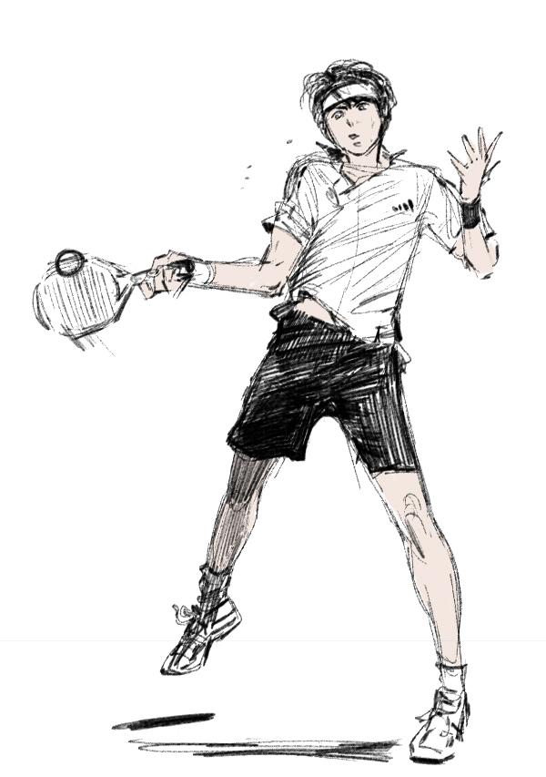 HONEY JUICE: tennis