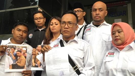 Perekam Video Viral 'Penggal Kepala Jokowi' dan Pengancamnya Dipolisikan