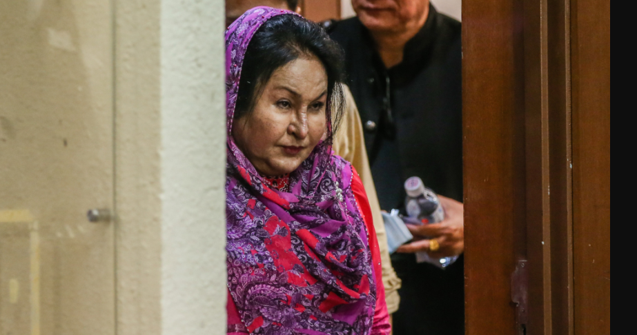 Bicara Rasuah Rosmah Mansor