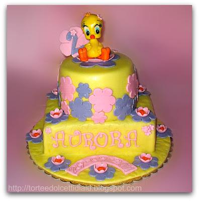 Tweety Cake Images