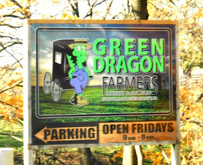 Green Dragon Farmer's and Flea Market in Ephrata PA