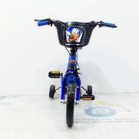 Sepeda Anak 12in Hikari Metalix BMX