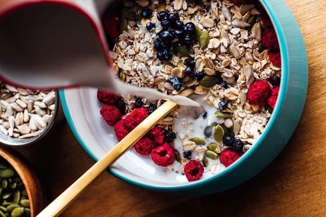 Các món ăn vào buổi sáng giúp duy trì vóc dáng thon gọn