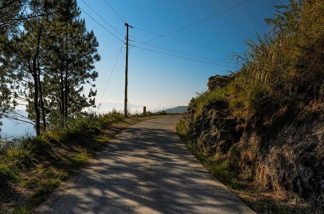 8TH WONDER TRAVEL DESTINATION HIDDEN FIDELISAN RICE TERRACES SAGADA Cemented Roads Bomod-Ok Trail Fidelisan
