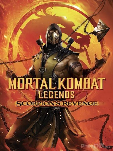 Huyền Thoại Rồng Đen: Scorpion Báo Thù