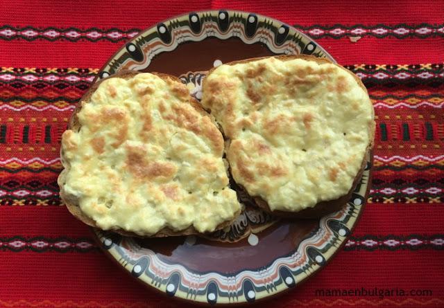 Princesas desayuno búlgaro