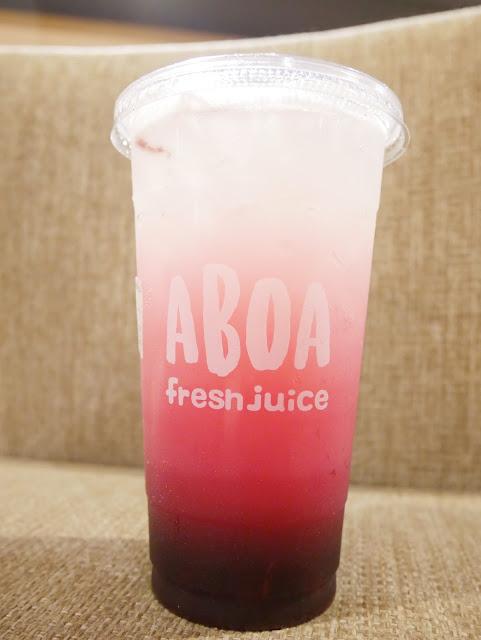 敦南誠品店 丫寶檸檬創意飲品 ABOA fresh juice 樂見檸檬 @ 蘿莉貝兒-第一次當人妻就上手 :: 痞客邦