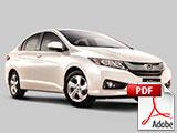 Brosur Mobil Honda City Bandung